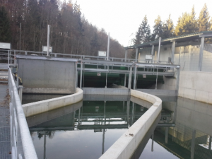 Wasserkraftanlage
